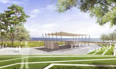Aménagement Du Parc De L'Océan – Larmor Plage (56)