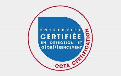 Certificación Detección Y Georreferenciación De Servicios Enterrados