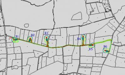 Levé Topographique Pour Projet éolien – Rouillac (22)
