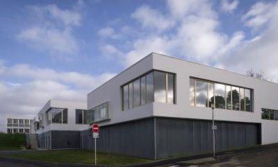 Aménagement Des Abords Du Collège René Guy CADOU à Lorient (56)