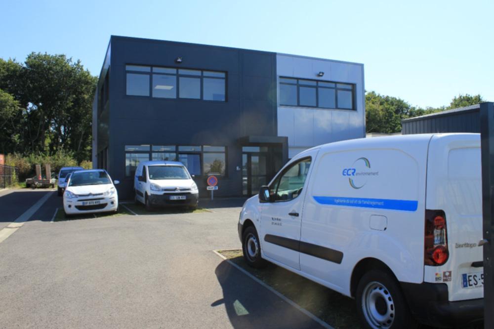 La Agencia ECR-environnement De Brest Evoluciona