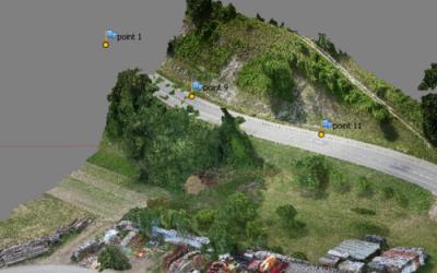 Nueva Prestación: Ortofotografía-ortofotogrametría Con Drone