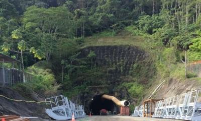 Proyecto Remodelación Del Túnel Hidorelectrico De Changuinola (Panamá)
