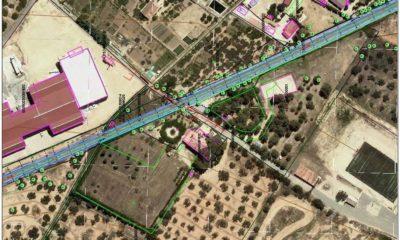 Levantamiento Topográfico De Detalle De Carreteras De La Diputación De Tarragona